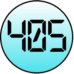 Webprofil-Score 405
