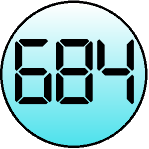 Webprofil-Score 684