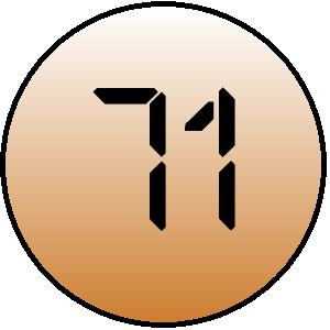 Webprofil-Score 71